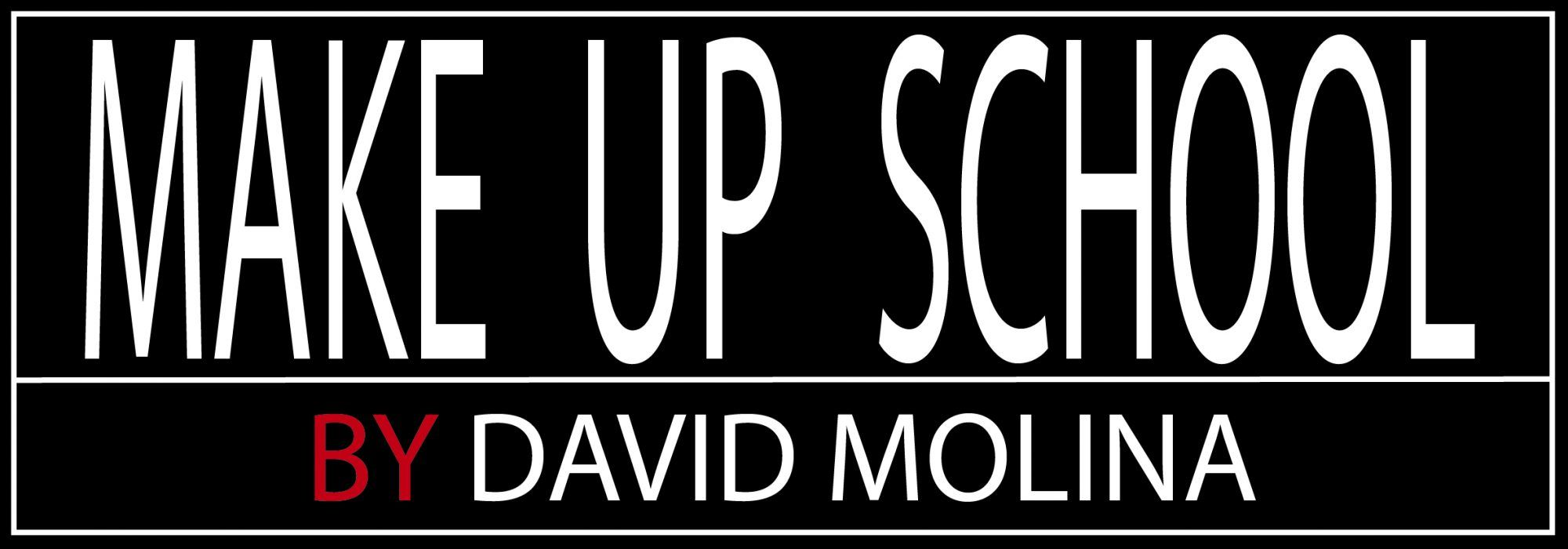 Make Up School by David Molina